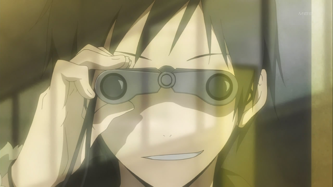 Image result for anime binoculars